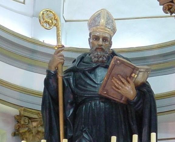 Agustín de Hipona vive