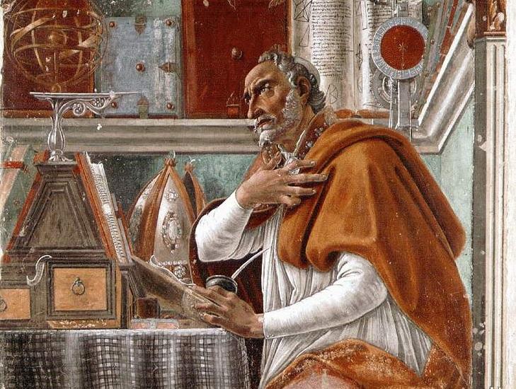 Agustín de Hipona o la aventura de ser