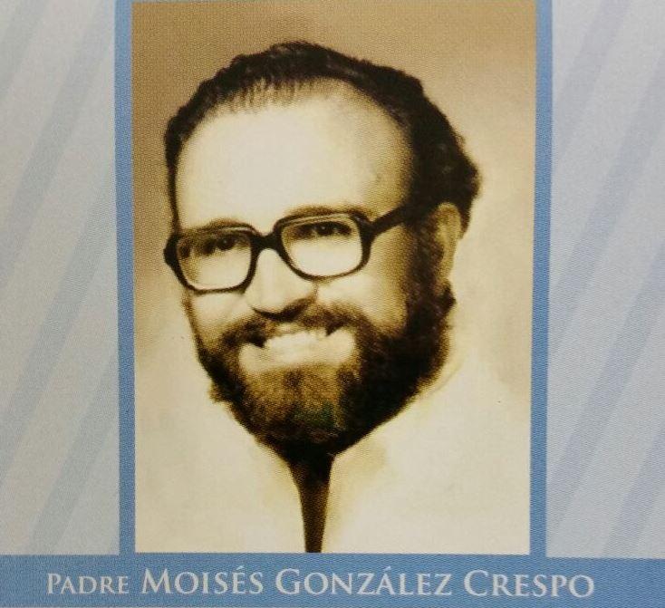P. Moisés González Crespo