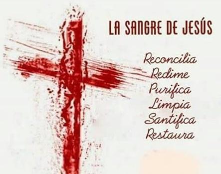 Sangre de misericordia