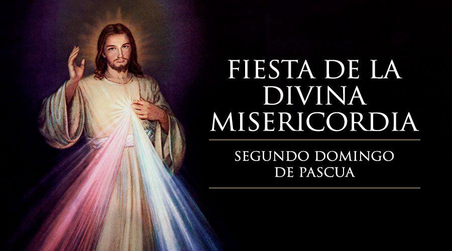 La fiesta de la Divina Misericordia