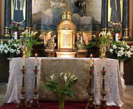 Tarde de Jueves Santo en el Socors