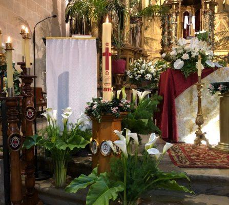 Vigilia Pascual en el Socors