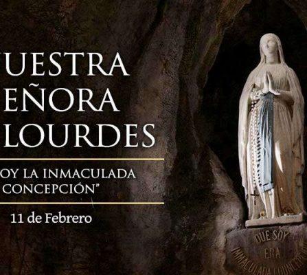 La Virgen María, Salud de los enfermos