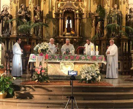 Novena y fiesta de Santa Rita de Casia 2020