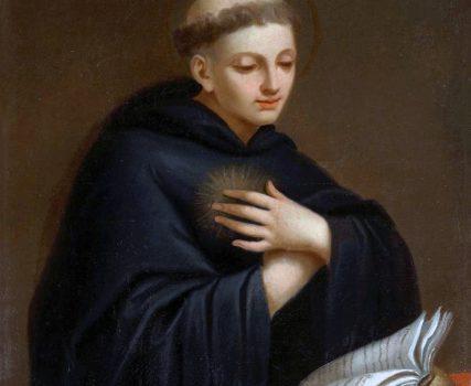 San Nicolás de Tolentino, agustino